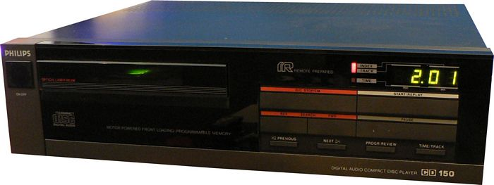 finally found a pic of my first cd player page 4 steve hoffman rh forums stevehoffman tv Philips TV User Manual Philips Flat TV Manual